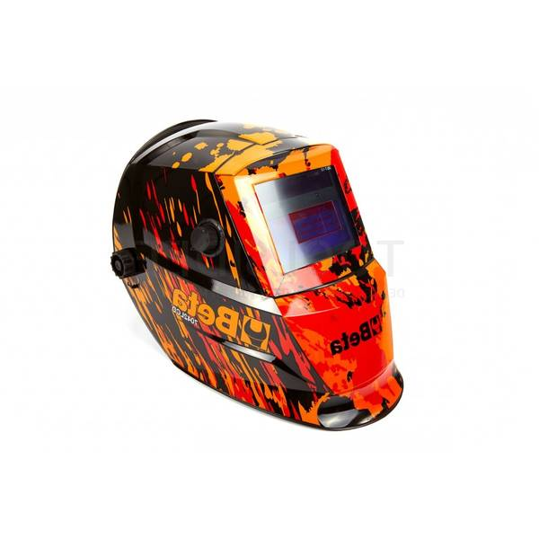 casque soudure iron man